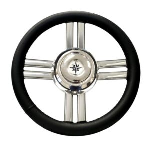 LEATHER STEERING WHEELS